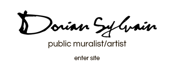Dorian Sylvain | Artist | Muralist | Fine Artist | Decorative Painter | Chicago | Illinois